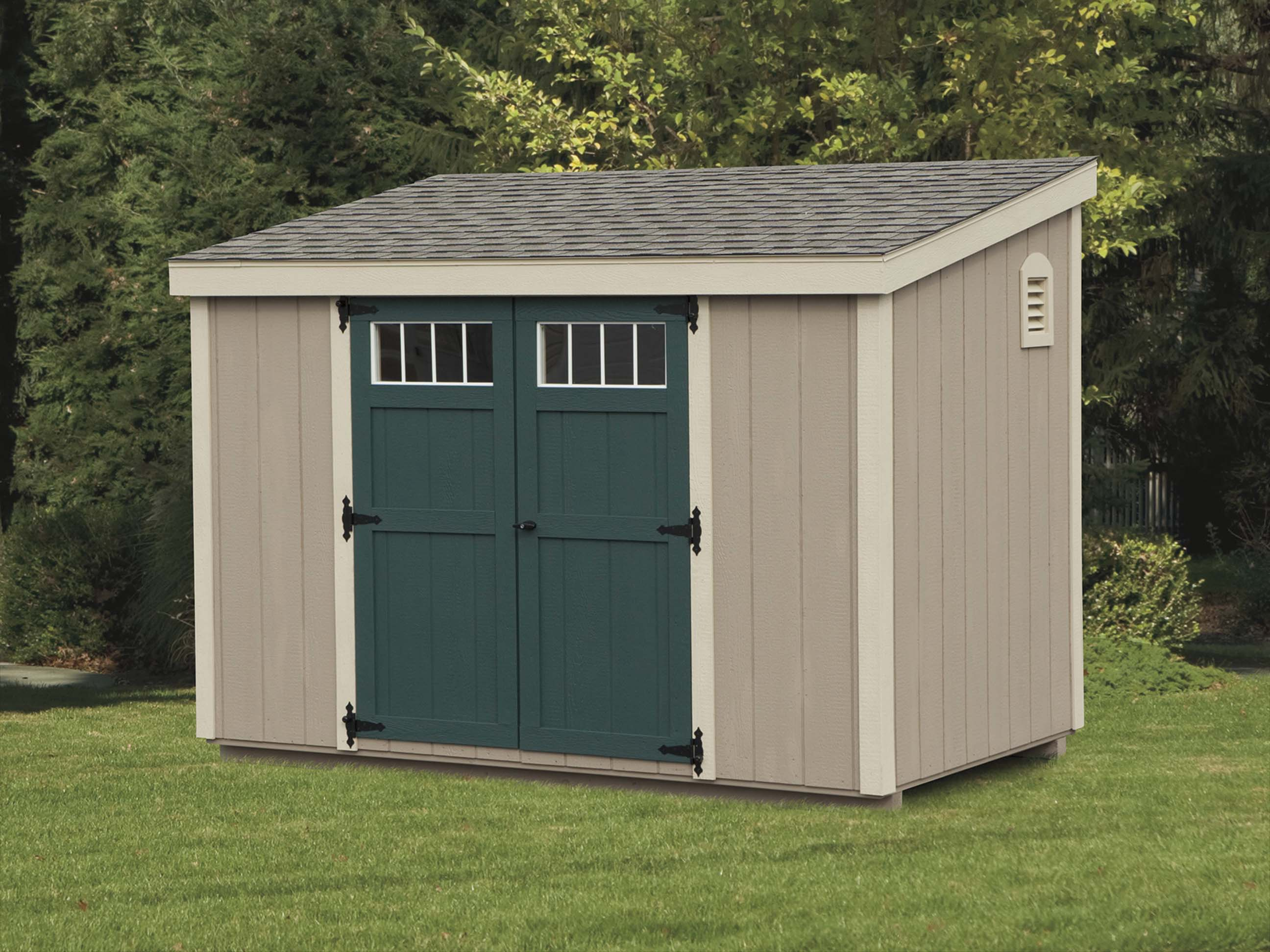 Lean To Storage Sheds Designs
