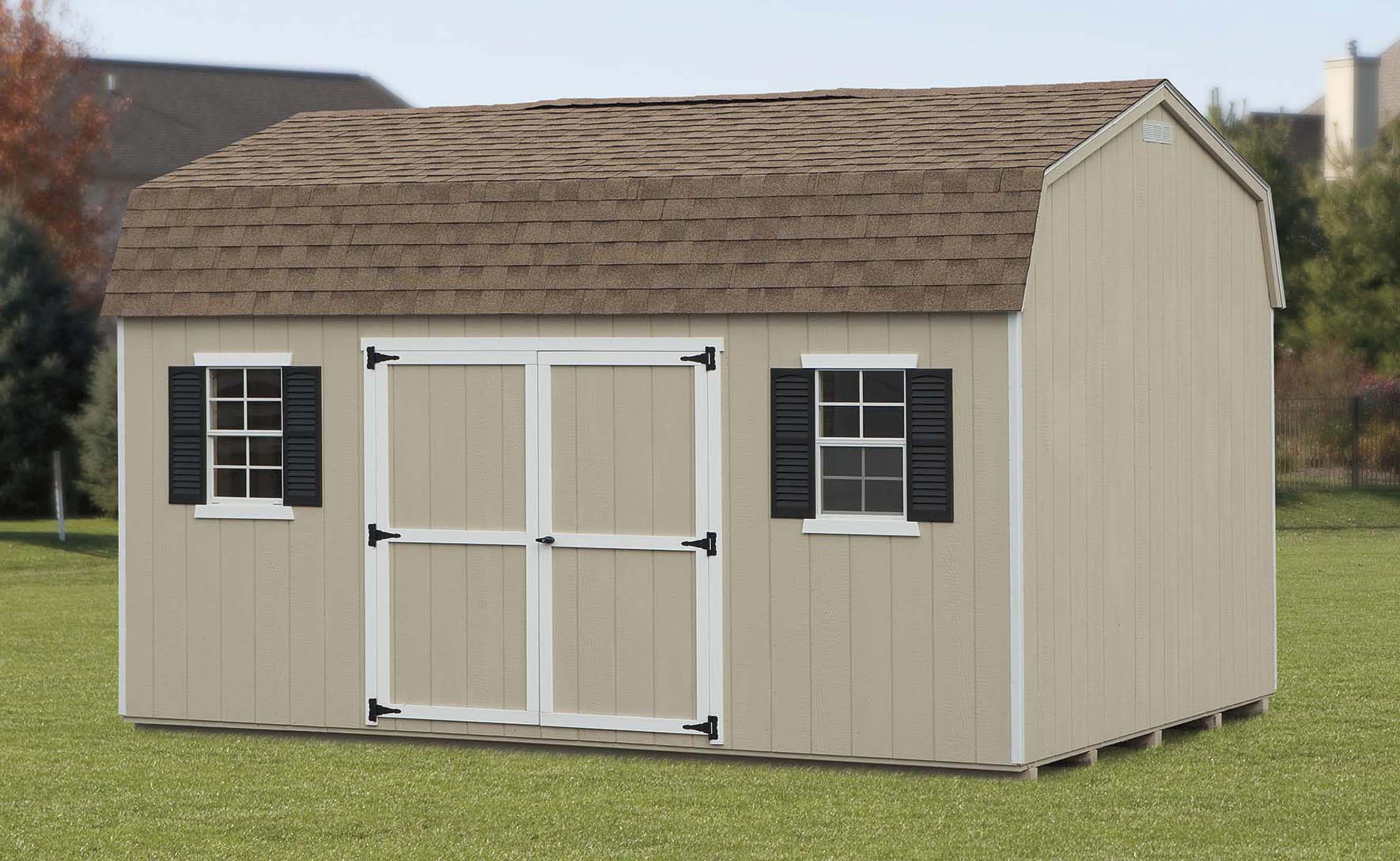 barn shed x barns storage built amish high youtube watch